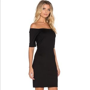 Amanda Uprichard Electra Mini Dress, Black, Small